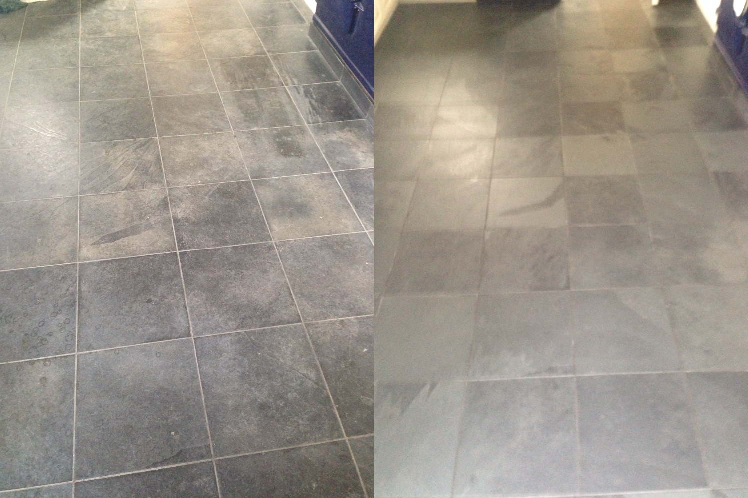 Stripping Sealer from Slate Tile   Stone Cleaning and Polishing ...